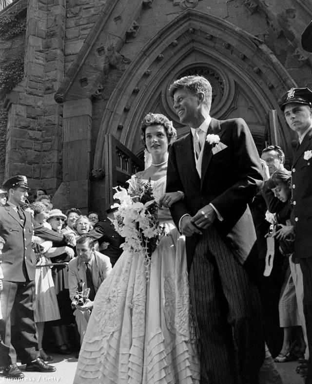 Hiába a nagy esküvő, a kapcsolat már akkor sem volt felhőtlen