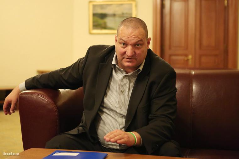 Németh Szilárd