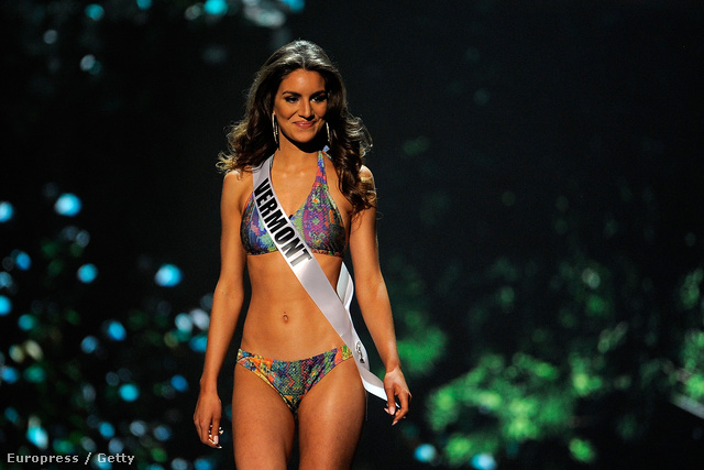 Miss Vermont USA Gina Bernasconi