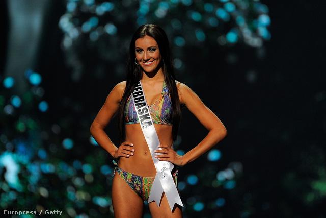 Miss Nebraska USA Amanda Marie Soltero
