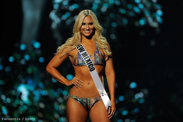 Miss New Mexico USA Kamryn Taylor Blackwood