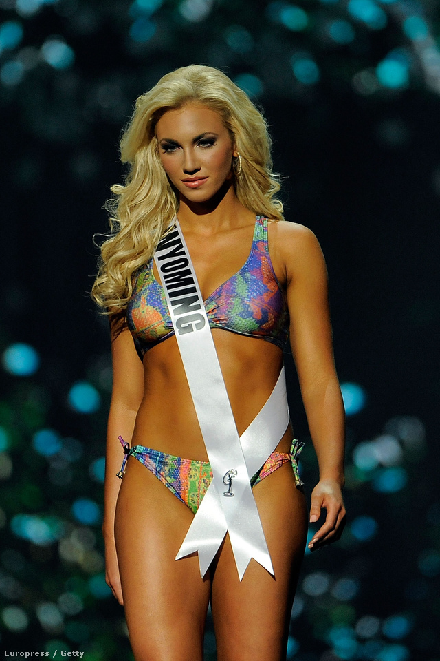 Miss Wyoming USA Lexi Hill