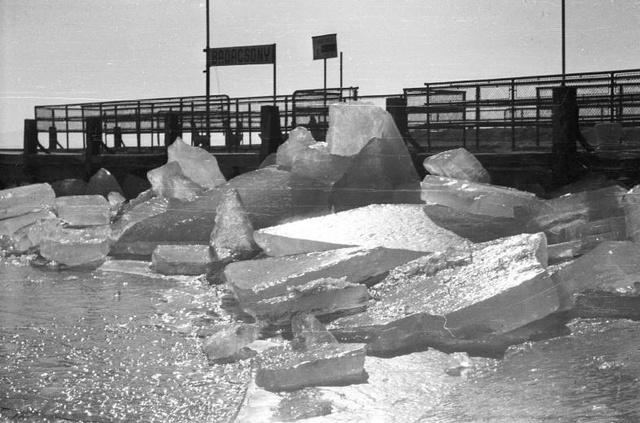 Hatalmas jégtáblák 1959-ből
