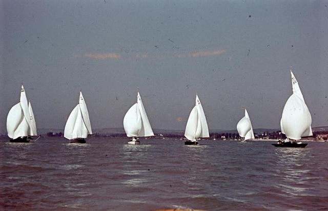 Kékszalagversenyzők 1941-ben