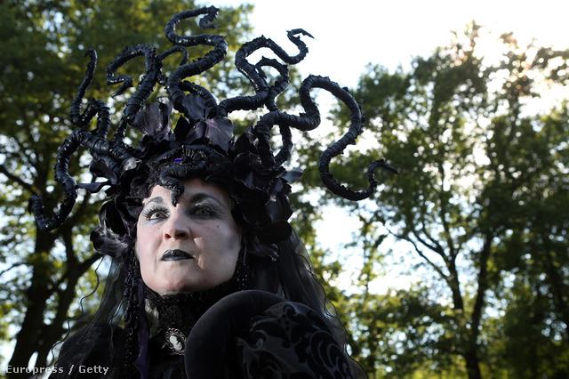 Medúzaasszony