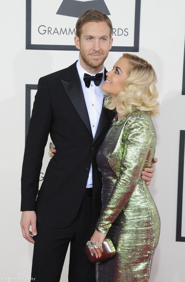 Rita Ora és Calvin Harris