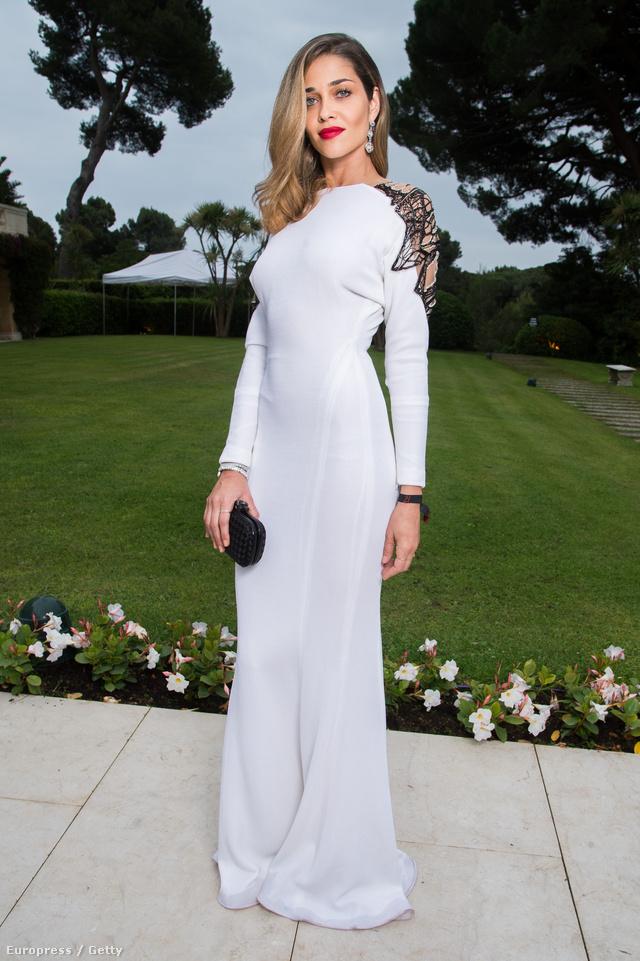 Barrost 13 éves korában fedezte fel az Elite Model Ügynökség egyik menedzsere Rio de Janeiróban. Az 1982-ben született modell azóta dolgozott a Guess?-nek, a Victoria Secretnek, reklámozott Chanel kozmetikumot és népszerűsített Jennifer Lopez JLO vonalát is.