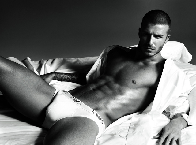 David Beckham Armaniban