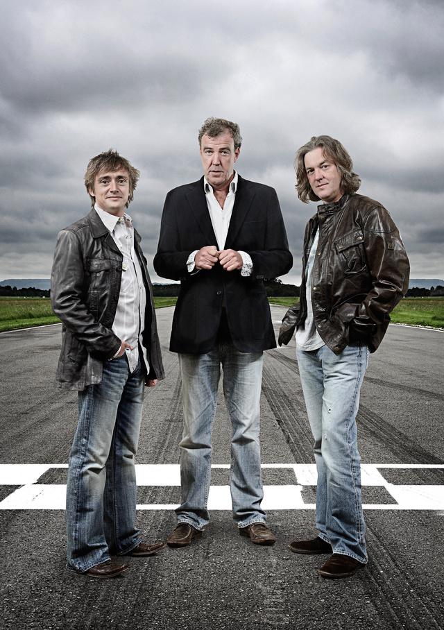 A Hammond-Clarkson-May trió 2003 óta vezeti a Top Geart