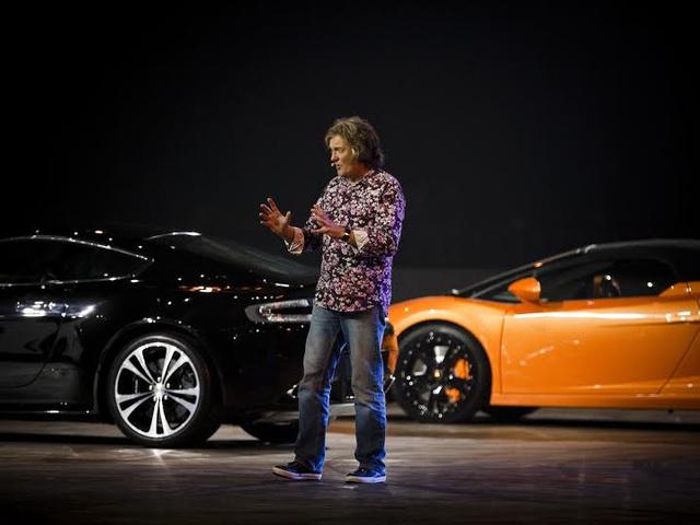 James May nem csak a drága és gyors kocsikat tudja értékelni, egy olcsó és praktikus autó is meg tudja fogni