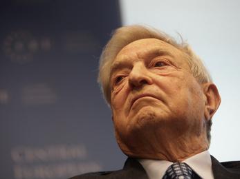 Soros György visszaszólt a Fidesznek