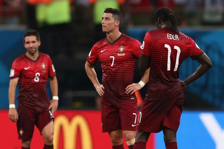 Ronaldo asszisztja megmentette Portugáliát