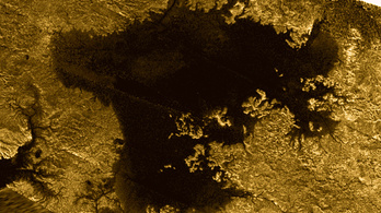 Titokzatos szigeteket találtak a Titánon
