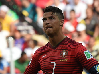 Ronaldo továbblőhette volna Portugáliát