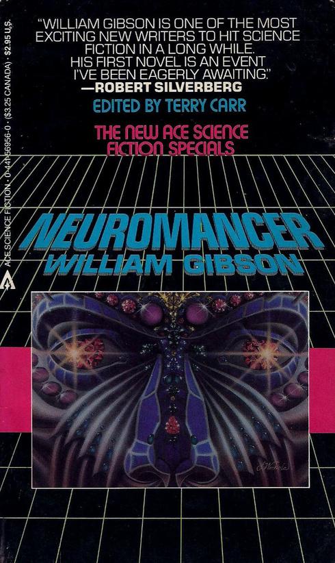 Neuromancer Novel