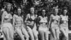 Így hordták a bikinit nagyanyáink és anyáink