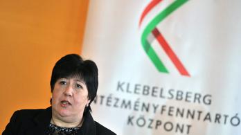 Lemondott a Klebelsberg Központ elnöke