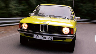 Régi BMW-t, de milyet?