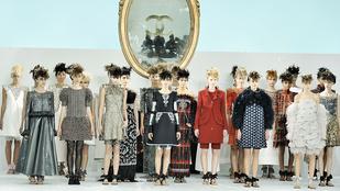 Az haute couture márpedig nem halott