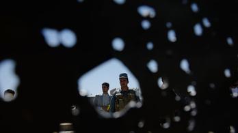Rég robbant ekkora bomba Afganisztánban