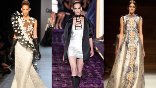 Nem volt hiány magyar modellekből az haute couture héten