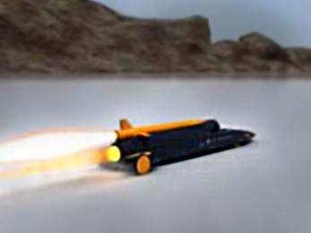 Itt a csodaautó, ami gyorsabb a puskagolyónál