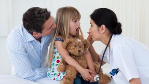 Kórházi baba-mama szoba: apáknak tilos?