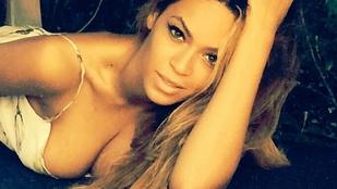 Behajolt Beyoncé, előbuggyant a melle