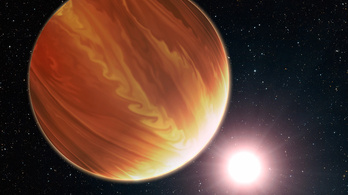 Száraz bolygók nedves partját vizsgálják a csillagászok