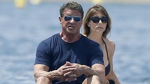 A férfi mértékegysége: Stallone