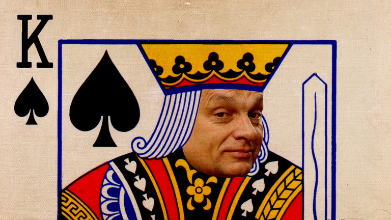 Ez az Orbán-rendszer titkos bibliája