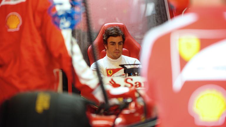 Alonso most az F1 egyetlen zsenije