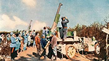 Az első világháború színesben