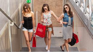 Fashionorexia: inkább vásárol, mint eszik