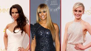 A duplázók az Emmyn merészebbek voltak, mint a VMA-n