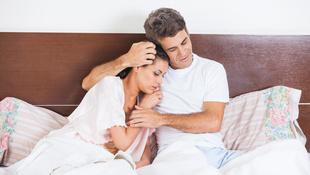 Szex a szülés után