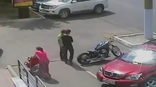 Ha két béna srác így ellopja a motorodat, add fel minden reményed
