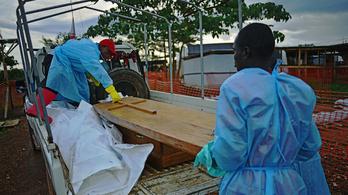 Szenegált is elérte az Ebola