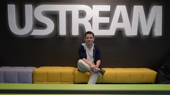 A Ustream lehet az első, milliárdért felvásárolt magyar startup