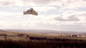 Leleplezték a Google titkos drónprojektjét