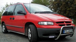 Chrysler Voyager 1995