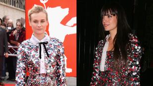 Jobban áll Lily Allennek a fura Chanel-ruha?