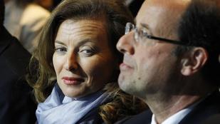 Öngyilkos akart lenni a francia elnök élettársa