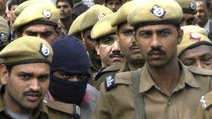 Halálra ítéltek egy indiai sorozatgyilkost