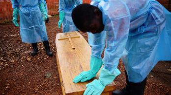 24 ezer forintért temetne ebolás halottakat?