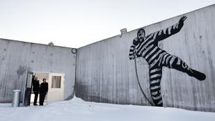 Túl sokan vannak a norvég luxusbörtönökben, külföldre küldik a rabokat