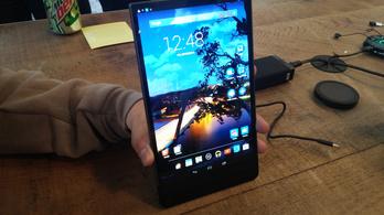 Kezünkben a Dell világrekorder tabletje