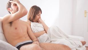 Évek után is az volt az elvárás, hogy naponta szexeljünk