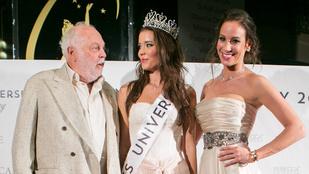 Miss Universe Hungaryt mindenhova magukkal cipelik Vajnáék