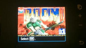 Ráhekkelték a Doomot egy nyomtatóra
